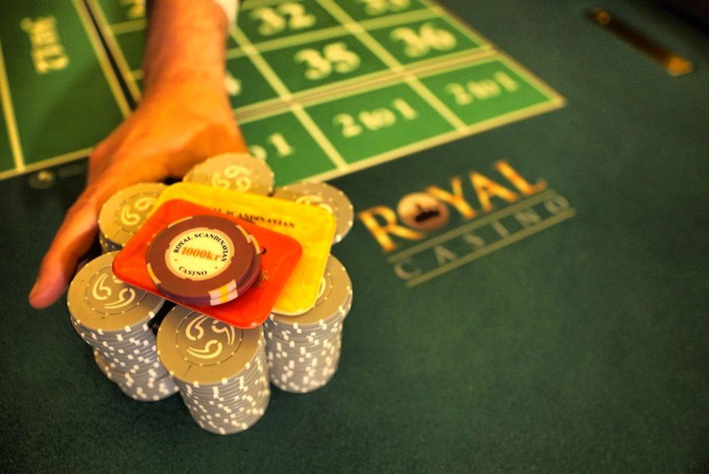casino gambling chairs