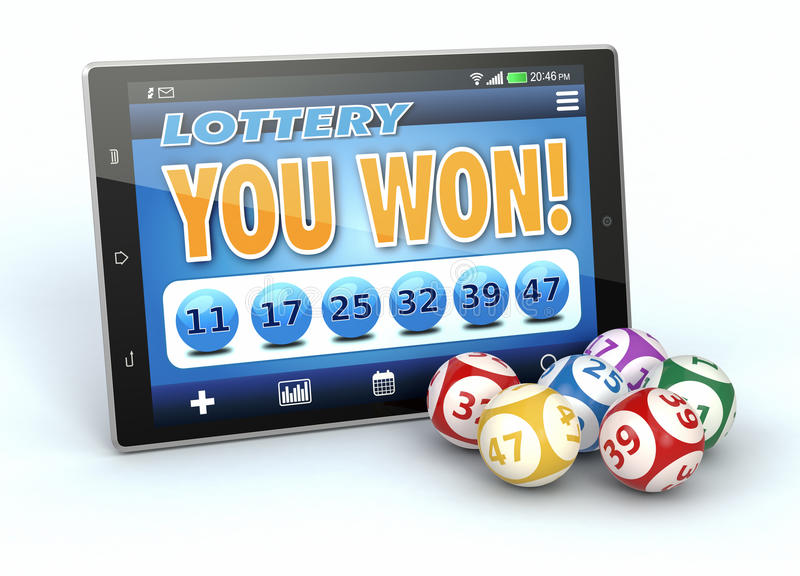 What are the benefits of online lottery?