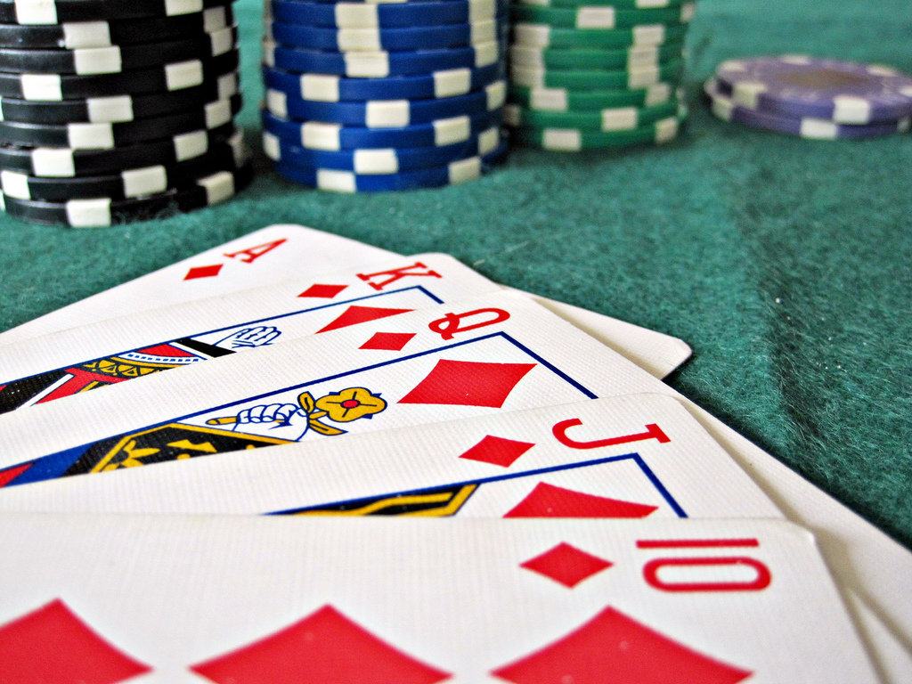 multiplayer online poker