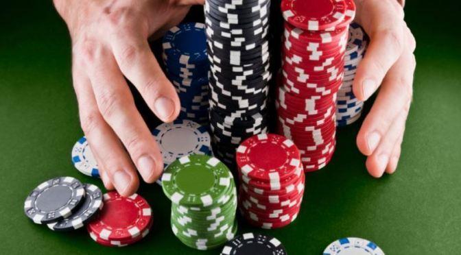 Online poker control