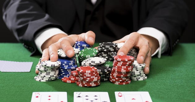How does gambling help in socialization?